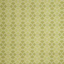 Lime Splash Geometric Decorator Fabric by Fabricut