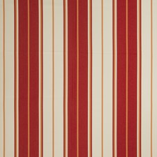 Coral Stripes Decorator Fabric by Fabricut