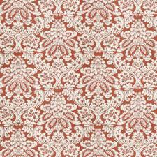 Tangerine Print Pattern Decorator Fabric by Fabricut