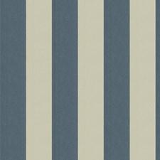 Blue Stripes Decorator Fabric by Fabricut