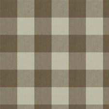 Hemp Check Decorator Fabric by Fabricut
