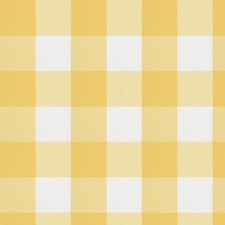 Lemon Check Decorator Fabric by Fabricut