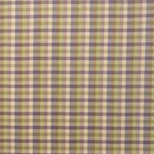 Lilac Check Decorator Fabric by Fabricut