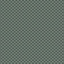 Viridian Small Scale Woven Decorator Fabric by Vervain