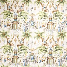 Dove Animal Decorator Fabric by Vervain
