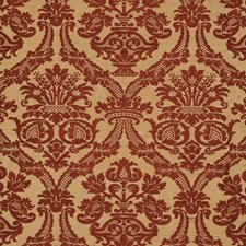 Cabernet Print Pattern Decorator Fabric by Vervain