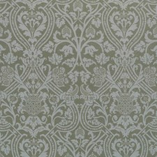Juniper Jacobean Decorator Fabric by Vervain