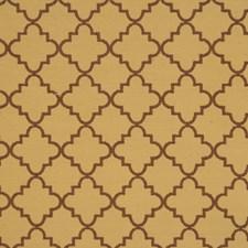 Honeysuckle Lattice Decorator Fabric by Vervain