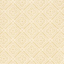Honeysuckle Print Pattern Decorator Fabric by Vervain