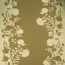 Antelope Floral Decorator Fabric by Vervain