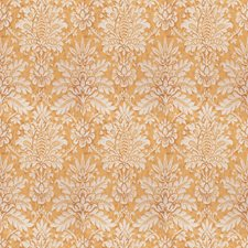 Curry Print Pattern Decorator Fabric by Vervain