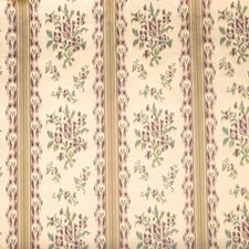 Lavender Floral Decorator Fabric by Vervain