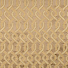 Pearlescent Geometric Decorator Fabric by Vervain