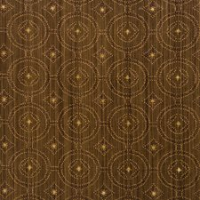 Toffee Small Scale Woven Decorator Fabric by Vervain