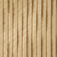 Bronze Stripes Decorator Fabric by Vervain