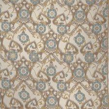 Poolside Flamestitch Decorator Fabric by Stroheim