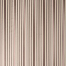 Cherry Blossom Stripes Decorator Fabric by Stroheim