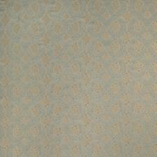 Summer Sky Jacquard Pattern Decorator Fabric by Stroheim