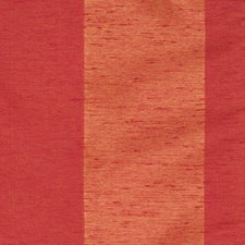 Paprika Stripes Decorator Fabric by Trend