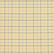 Bluebird Check Decorator Fabric by Trend
