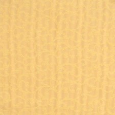 Goldenrod Lattice Decorator Fabric by Trend