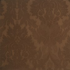 Pecan Damask Decorator Fabric by Trend