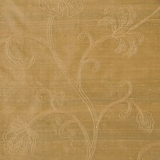 Olivewood Embroidery Decorator Fabric by Trend