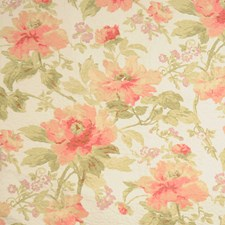 Blossom Floral Decorator Fabric by Trend