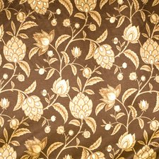 Cocoa Global Decorator Fabric by Trend