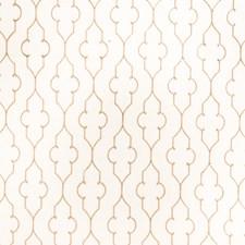 Toast Embroidery Decorator Fabric by Fabricut