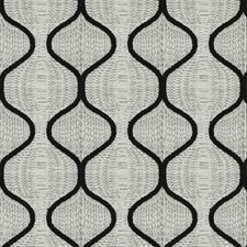 Domino Embroidery Decorator Fabric by Fabricut