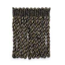 Black Decorator Fabric by Robert Allen