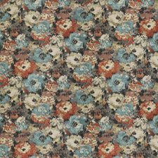 Tapestry Floral Decorator Fabric by Fabricut
