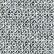 Indigo Print Pattern Decorator Fabric by Fabricut