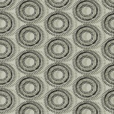 Graphite Print Pattern Decorator Fabric by Trend