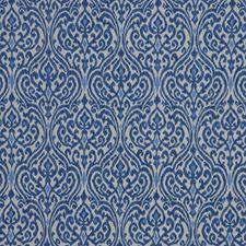 Indigo Decorator Fabric by RM Coco