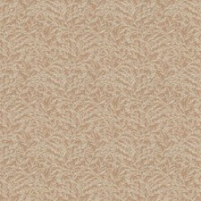Coral Leaves Decorator Fabric by Trend