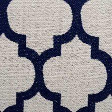 Navy Decorator Fabric by B. Berger