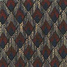 Black/Burgundy/Red Small Scales Decorator Fabric by Kravet