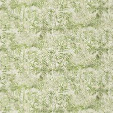 Fern Print Pattern Decorator Fabric by Trend