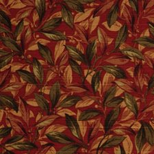 Claret Decorator Fabric by RM Coco