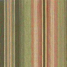 Pink/Light Green Stripes Decorator Fabric by Kravet