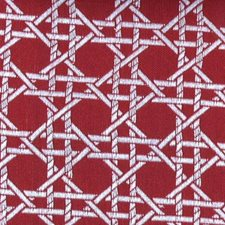 Poppy Red Decorator Fabric by Duralee