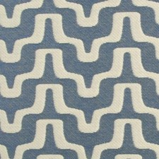 Lapis Abstract Decorator Fabric by Duralee