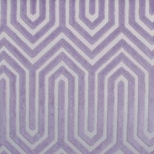 Lavender Abstract Decorator Fabric by Duralee
