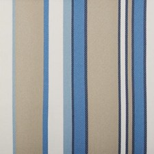 Blueberry Stripe Decorator Fabric by Duralee