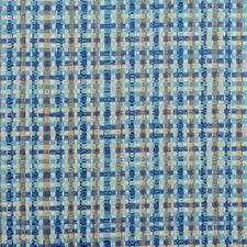 Aquamarine Basketweave Decorator Fabric by Duralee