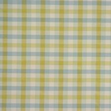Seafoam Stripes Decorator Fabric by RM Coco