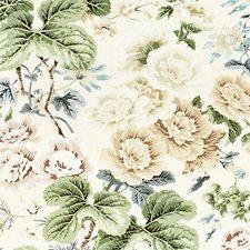 Rich Cream Decorator Fabric by Scalamandre