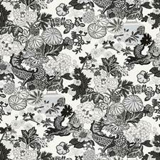 Smoke Decorator Fabric by Schumacher